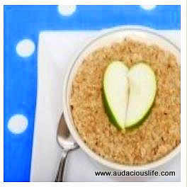 Follow your Heart, Its All Oatmeal!